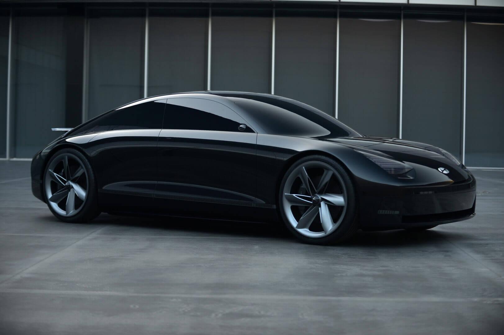 Концепция электрокара Hyundai «Prophecy»