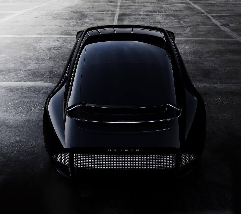 Концепт электромобиля Hyundai Prophecy определяет дизайн новых электрифицированных моделей марки
