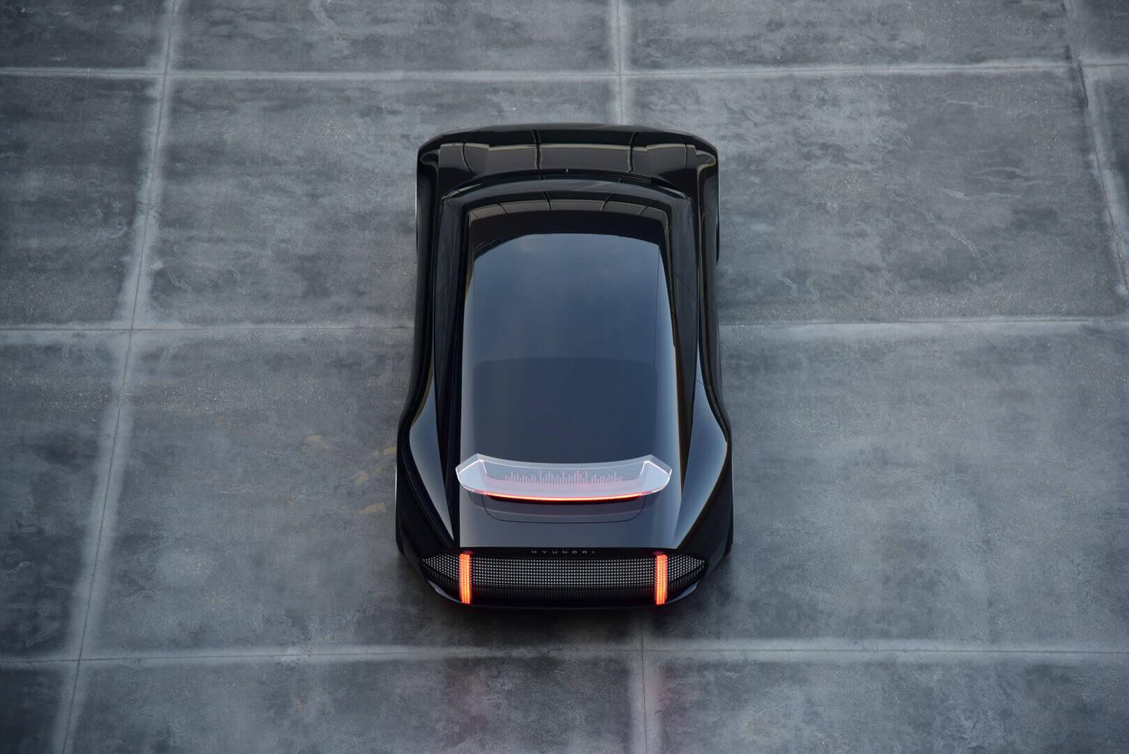 Hyundai Motor представляет концепцию «Пророчество» EV