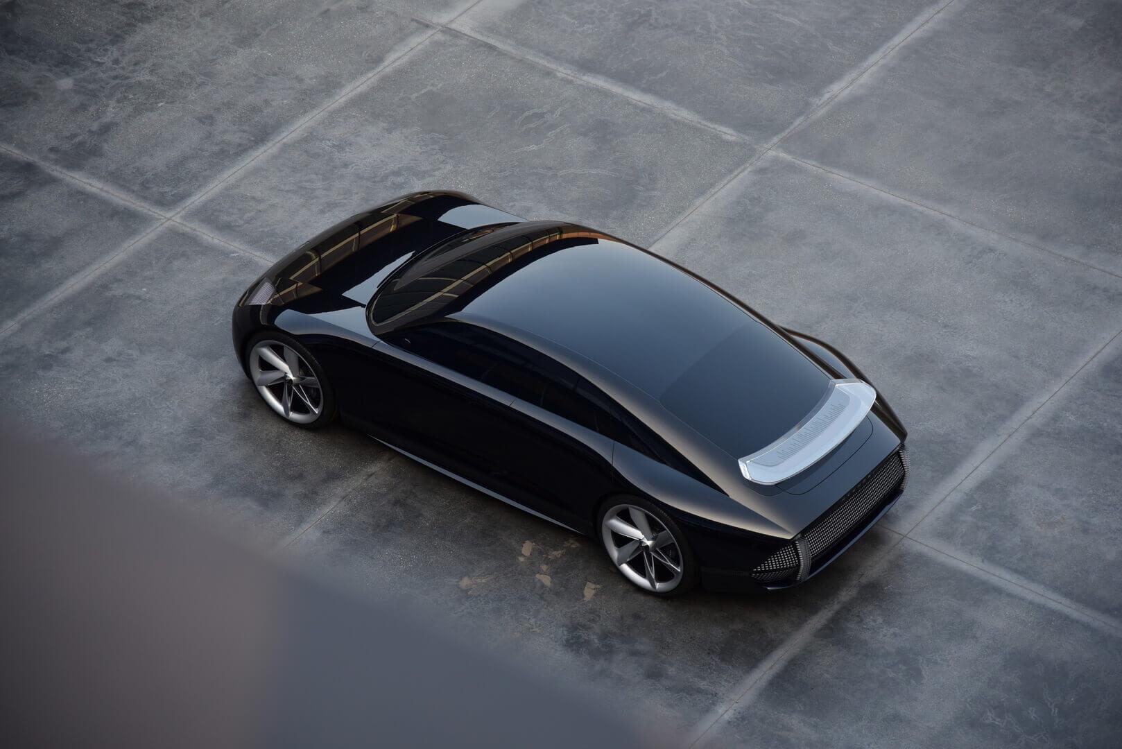 Представлена концепция футуристического электромобиля Hyundai Prophecy