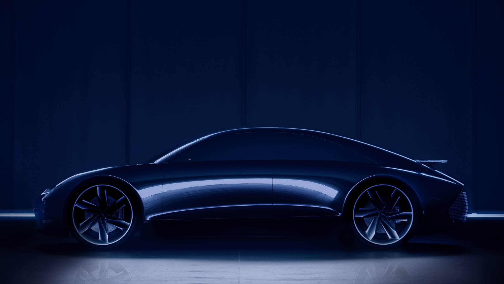 Электромобиль Hyundai Prophecy