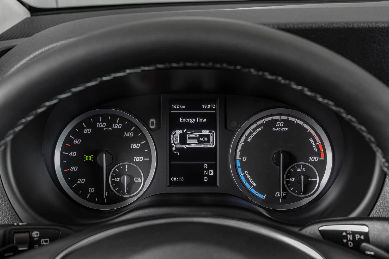 Приборная панель Mercedes-Benz eVito