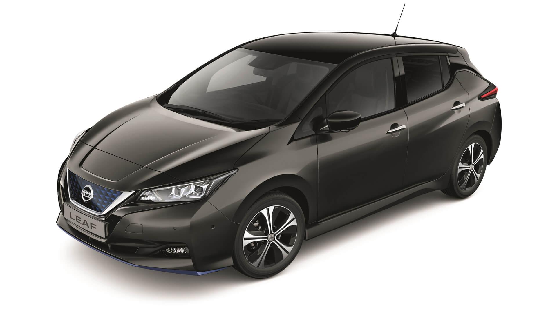 Nissan LEAF e+N-TEC