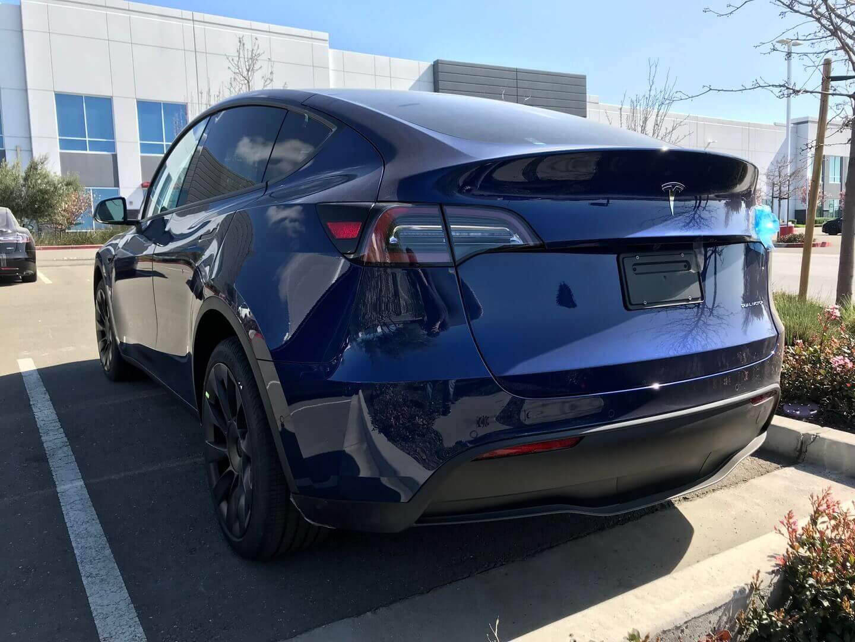 Tesla Model Y: первый взгляд на качество сборки серийных моделей