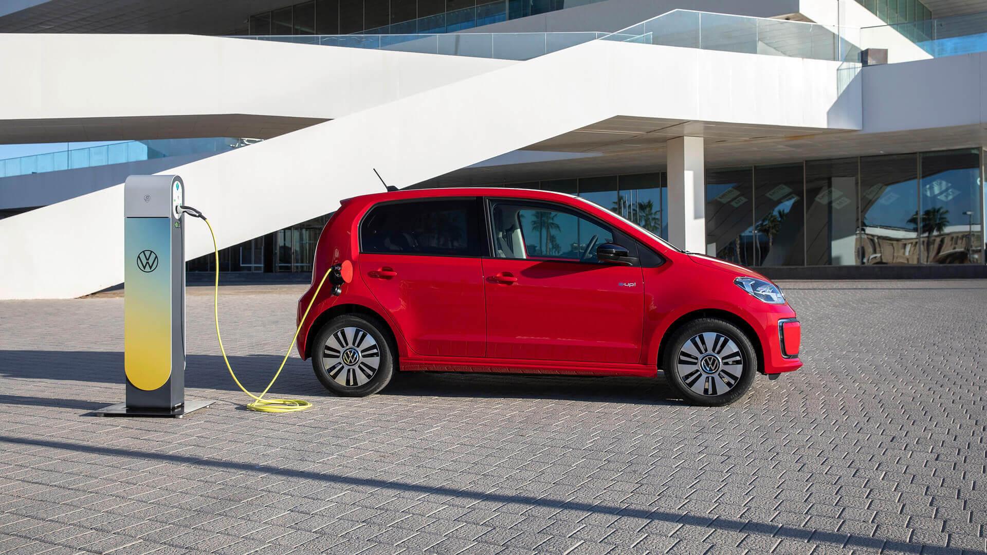 Volkswagen e-Up! второго поколения