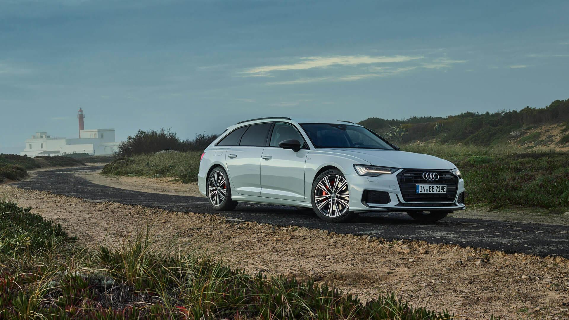Универсал Audi A6 Avant TFSI e quattro PHEV получает 51 км электрического диапазона