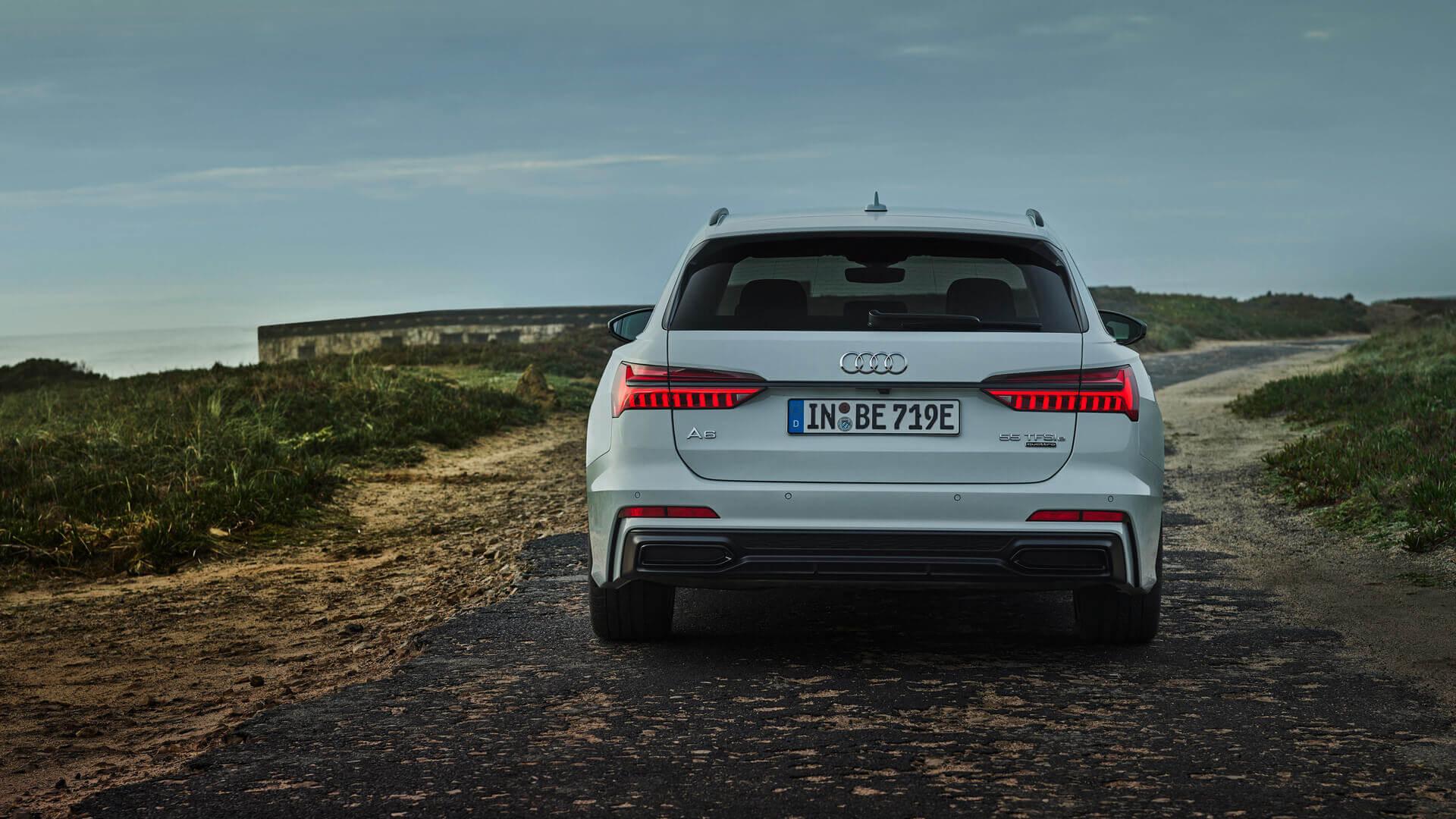 Универсал Audi A6 Avant TFSI e quattro PHEV