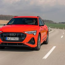 Фотография экоавто Audi e-tron Sportback 55 quattro