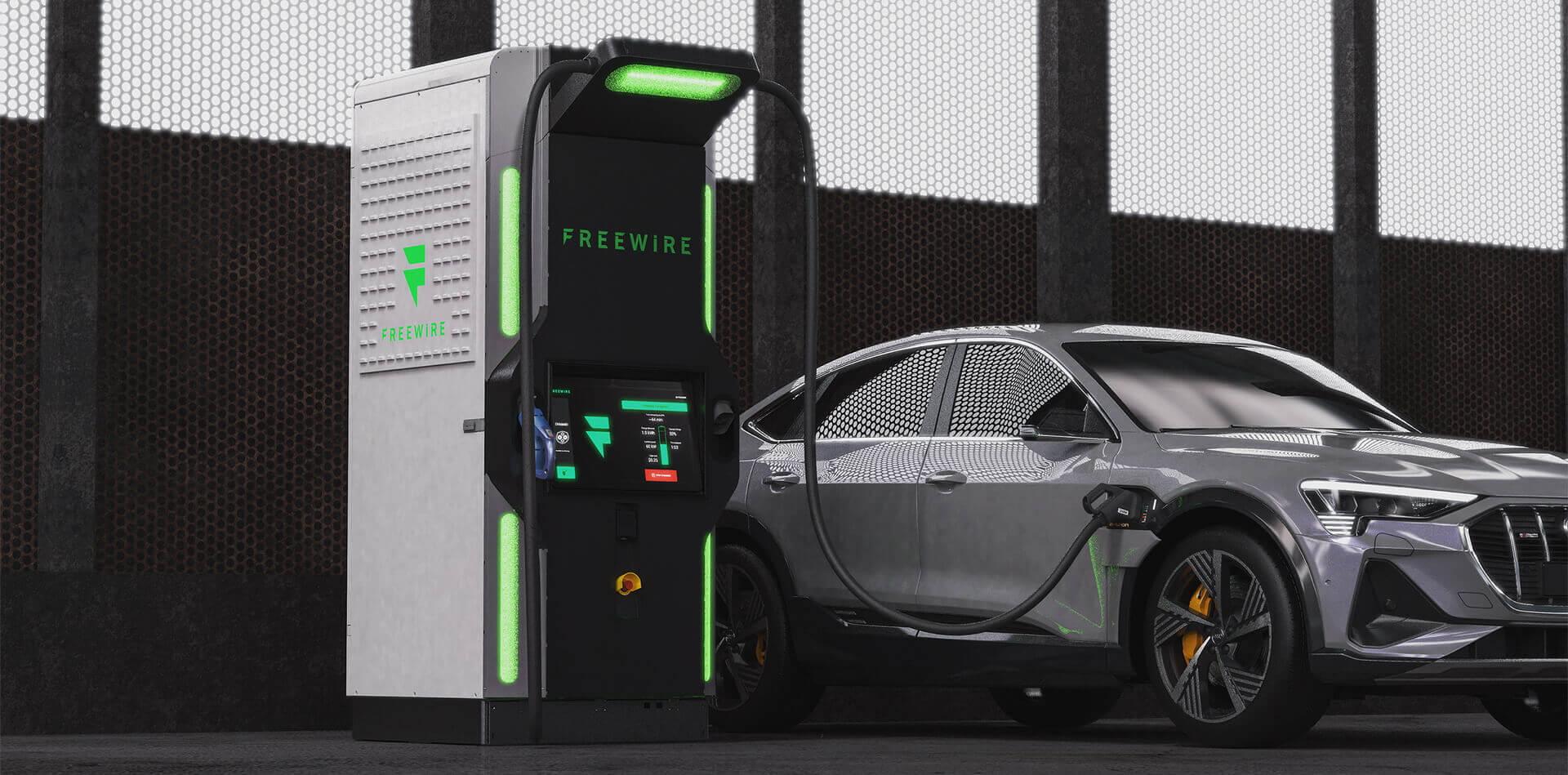 Boost Charger – зарядное устройство выходной мощностью 120 кВт