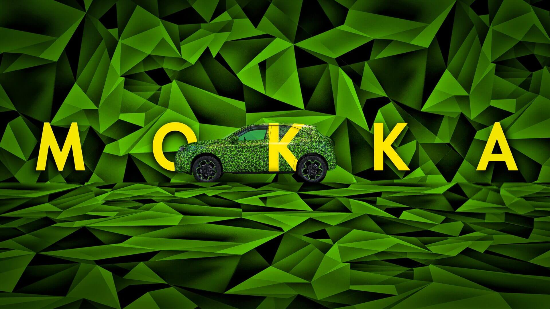 Opel Mokka второго поколения получит электрическую версию
