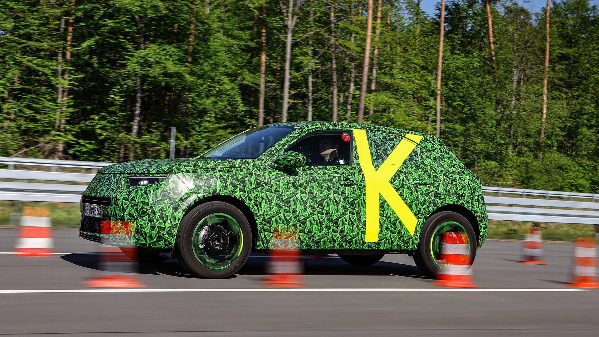 Opel Mokka второго поколения будет доступен с полностью электрической трансмиссией