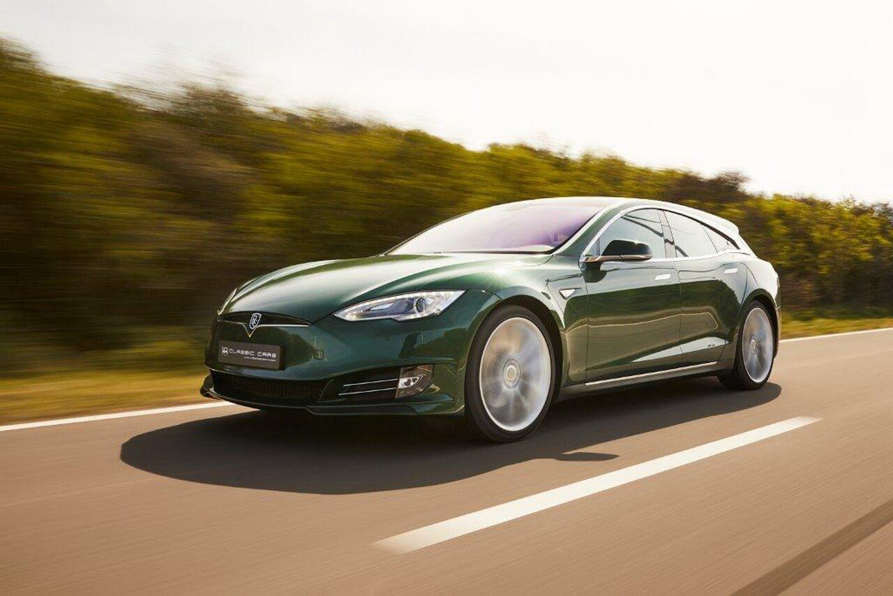Универсал Tesla Model S 85P Shooting Brake