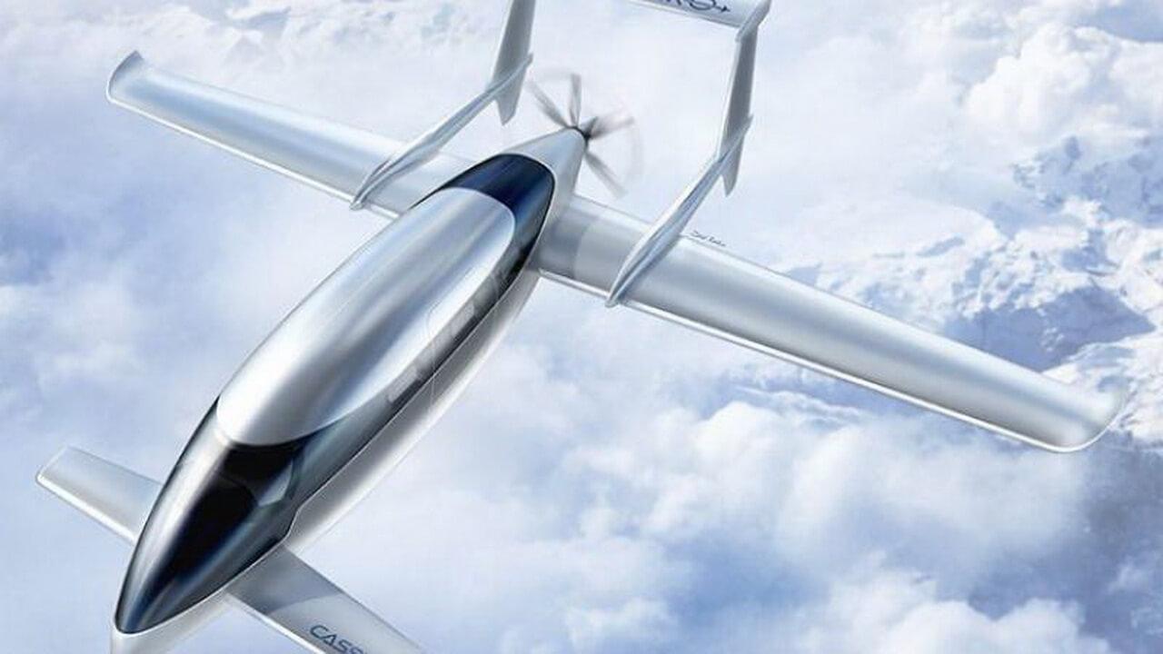 Представлен серийный гибридно-электрический самолет Cassio от VoltAero