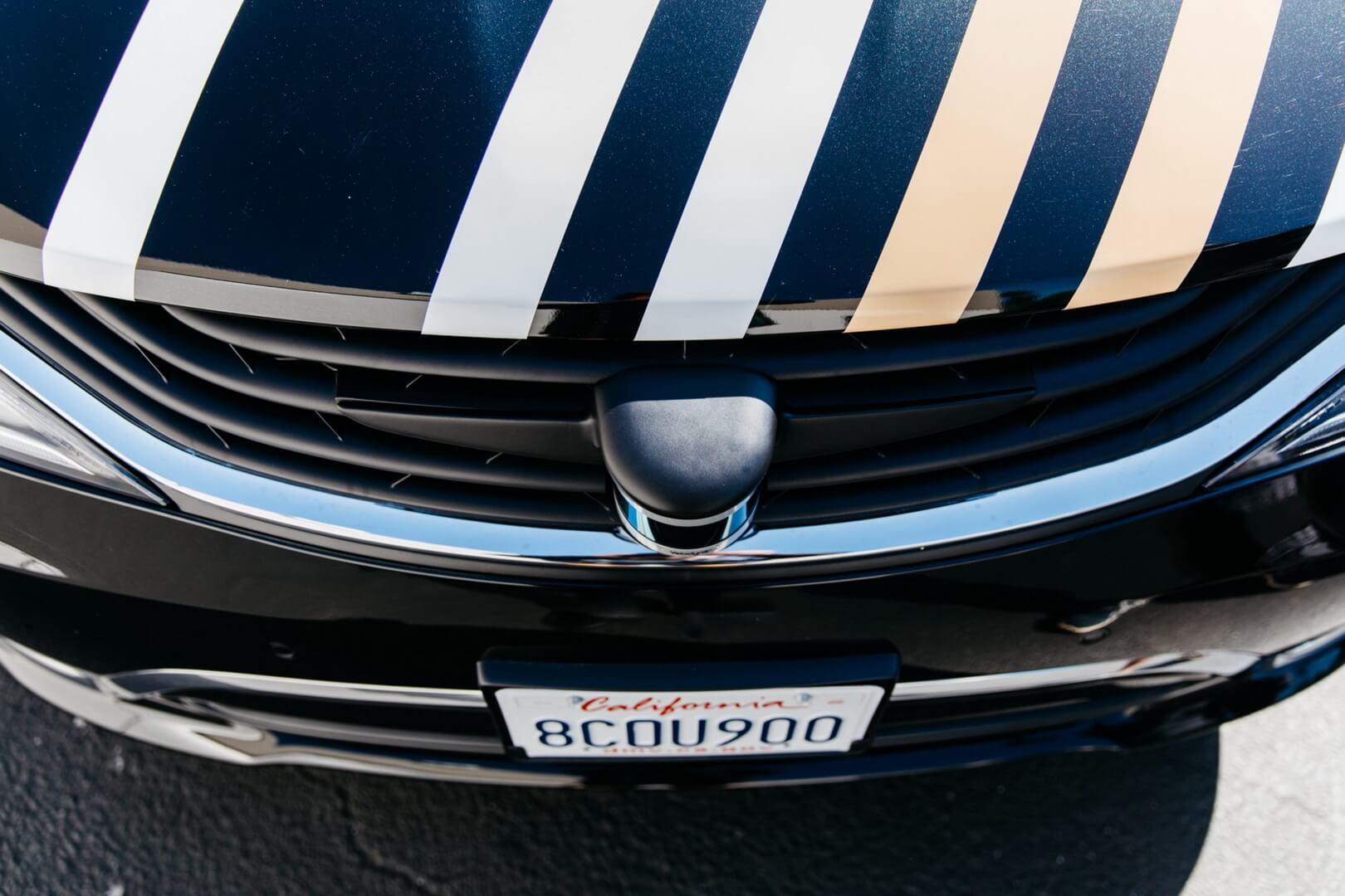 Автоматическая система экстренного торможения Voyage Shield, интегрированная в Chrysler Pacifica Hybrid