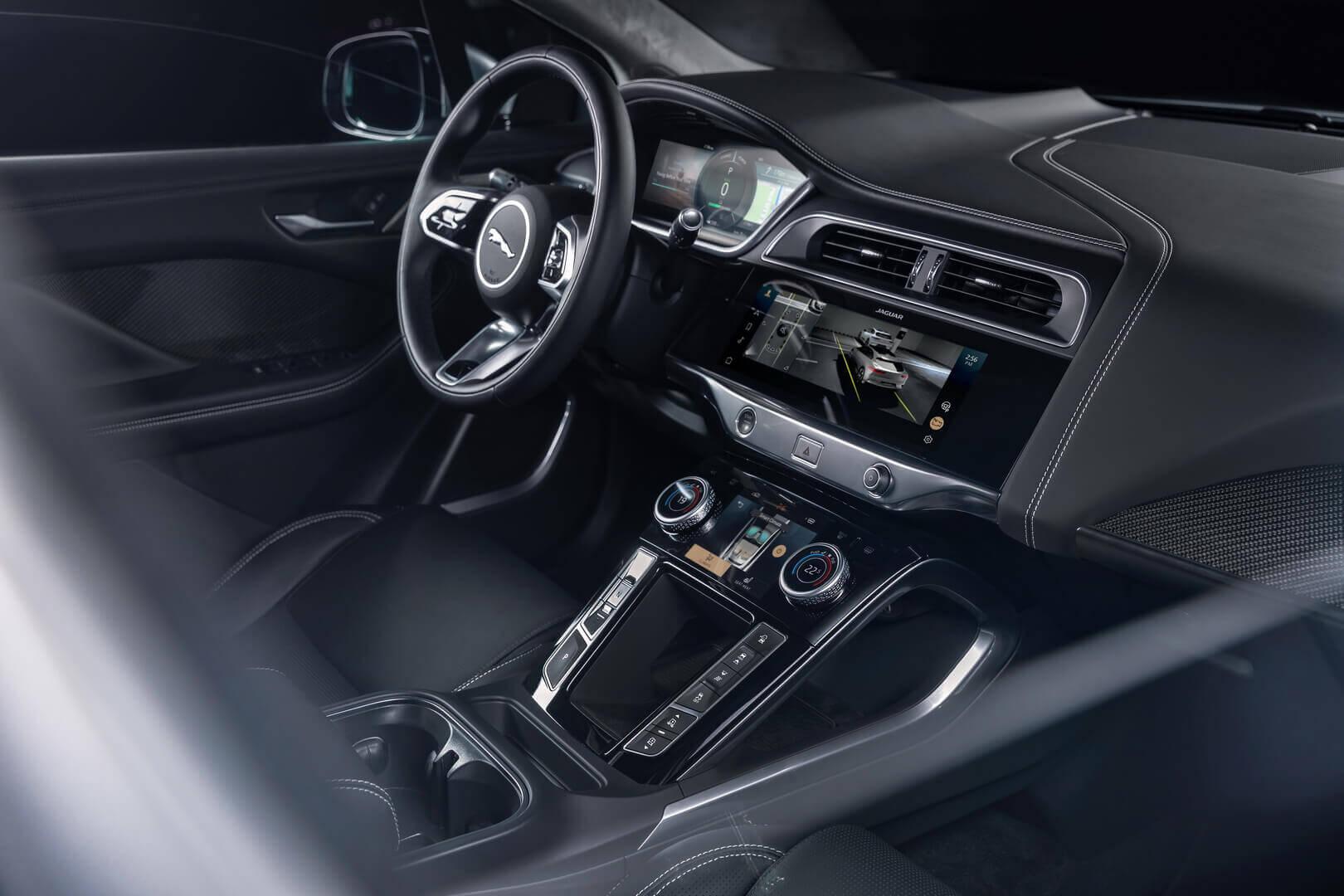 Jaguar I-PACE 2021 очистит кабину от аллергенов и ультрадисперсных частиц PM2.5
