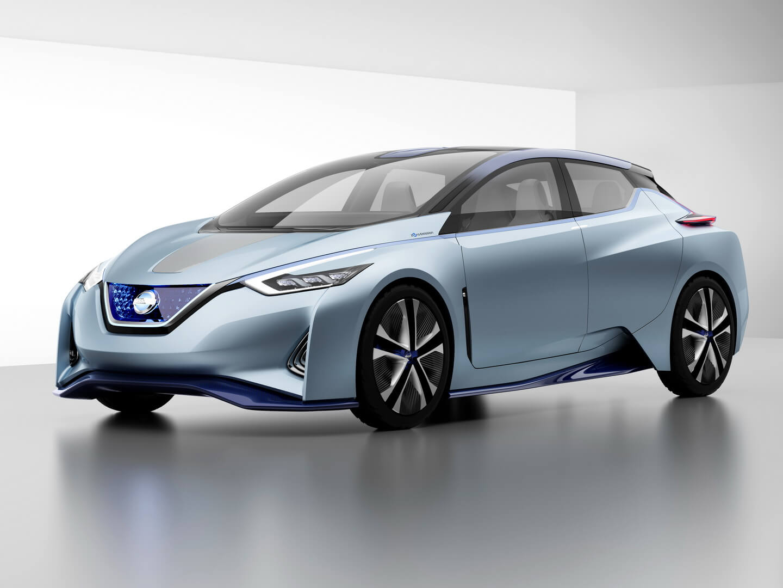 Концепт-кар Nissan IDS Concept