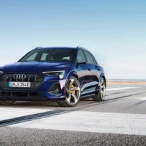 Фотография экоавто Audi e-tron S - фото 5