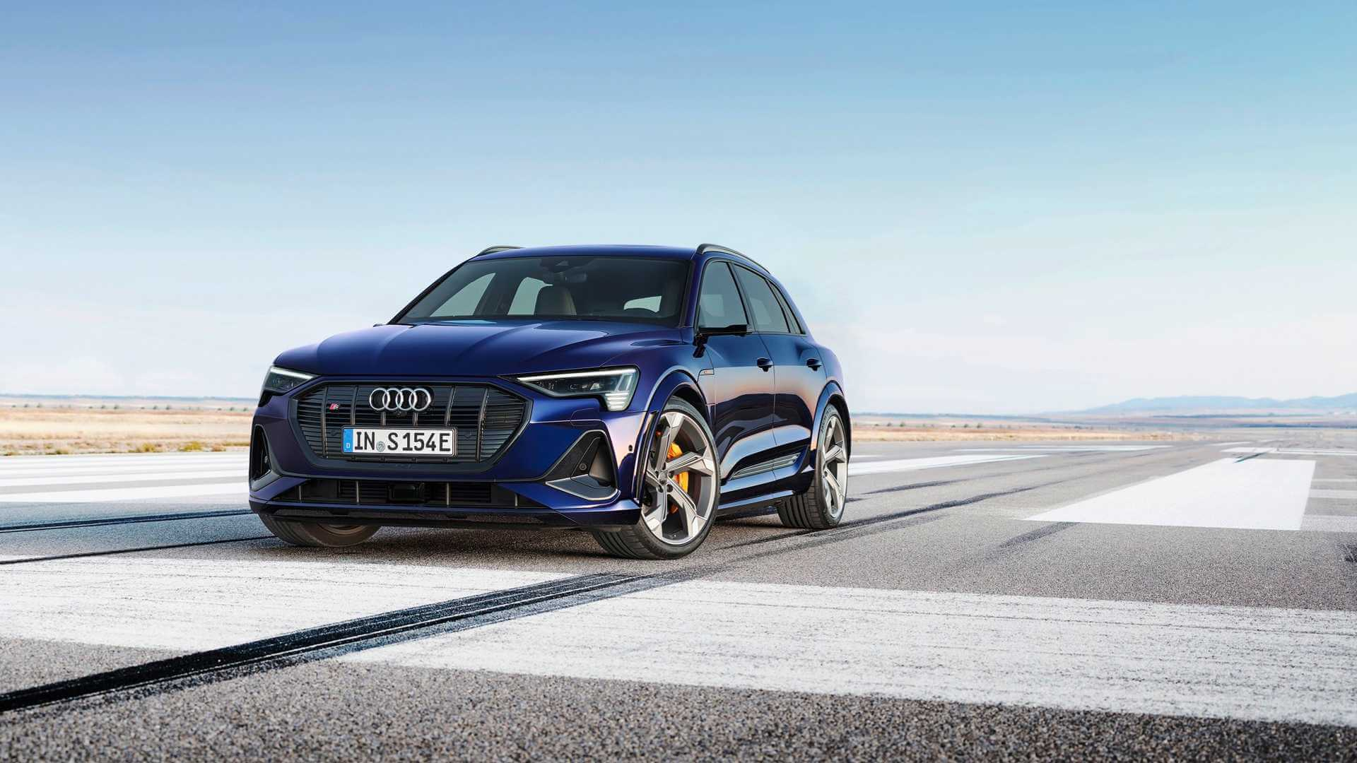 S-версия электрокроссовера Audi e-tron