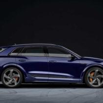 Фотография экоавто Audi e-tron S - фото 3