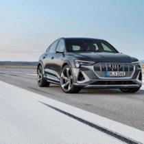 Фотография экоавто Audi e-tron S Sportback - фото 5