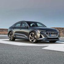 Фотография экоавто Audi e-tron S Sportback - фото 4