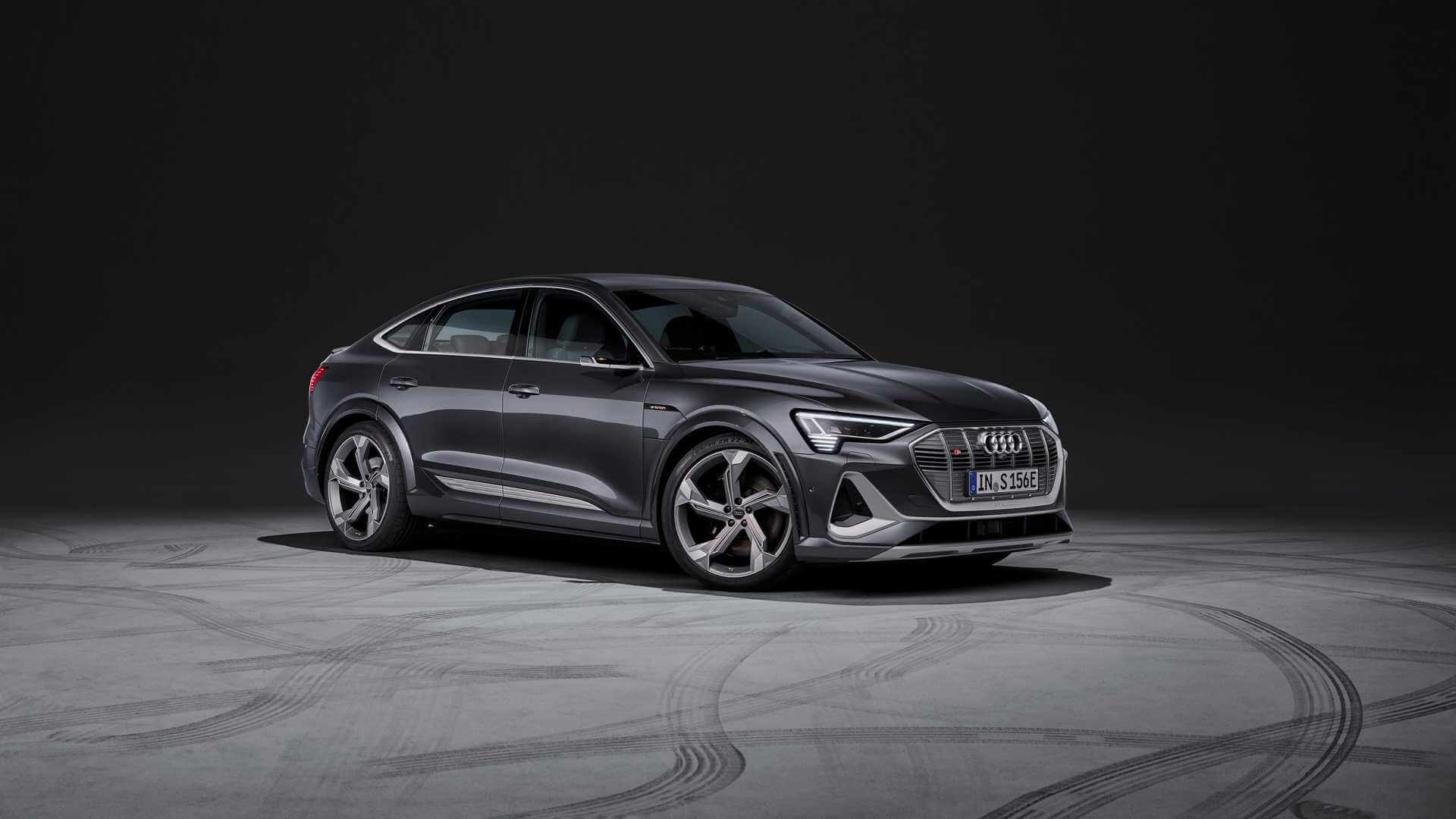 Фотография экоавто Audi e-tron S Sportback