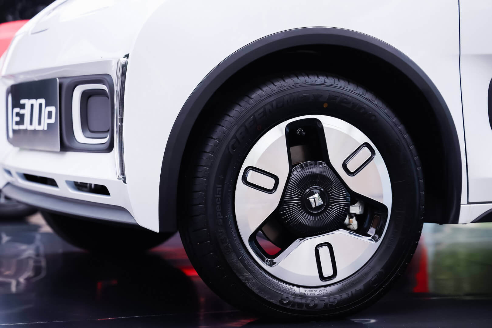 Алюминиевые диски Baojun E300 и E300 Plus