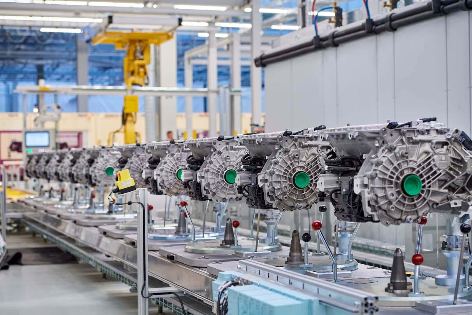Электрические приводы BMW
