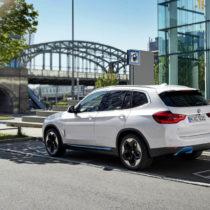 Фотография экоавто BMW iX3 - фото 21