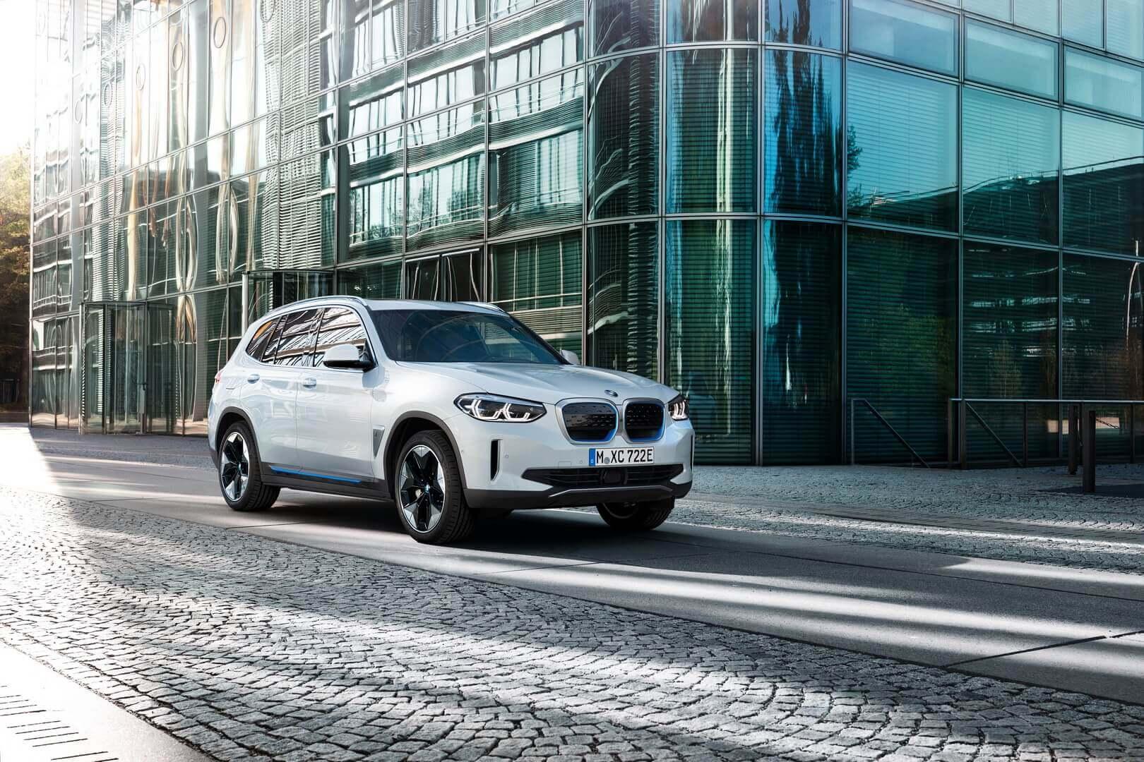 Фотография экоавто BMW iX3 - фото 22