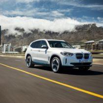 Фотография экоавто BMW iX3 - фото 10