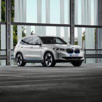 Фотография экоавто BMW iX3 - фото 7