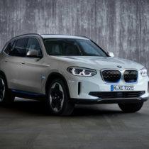 Фотография экоавто BMW iX3 - фото 14