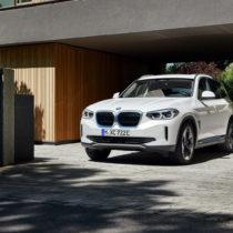 Фотография экоавто BMW iX3 - фото 24