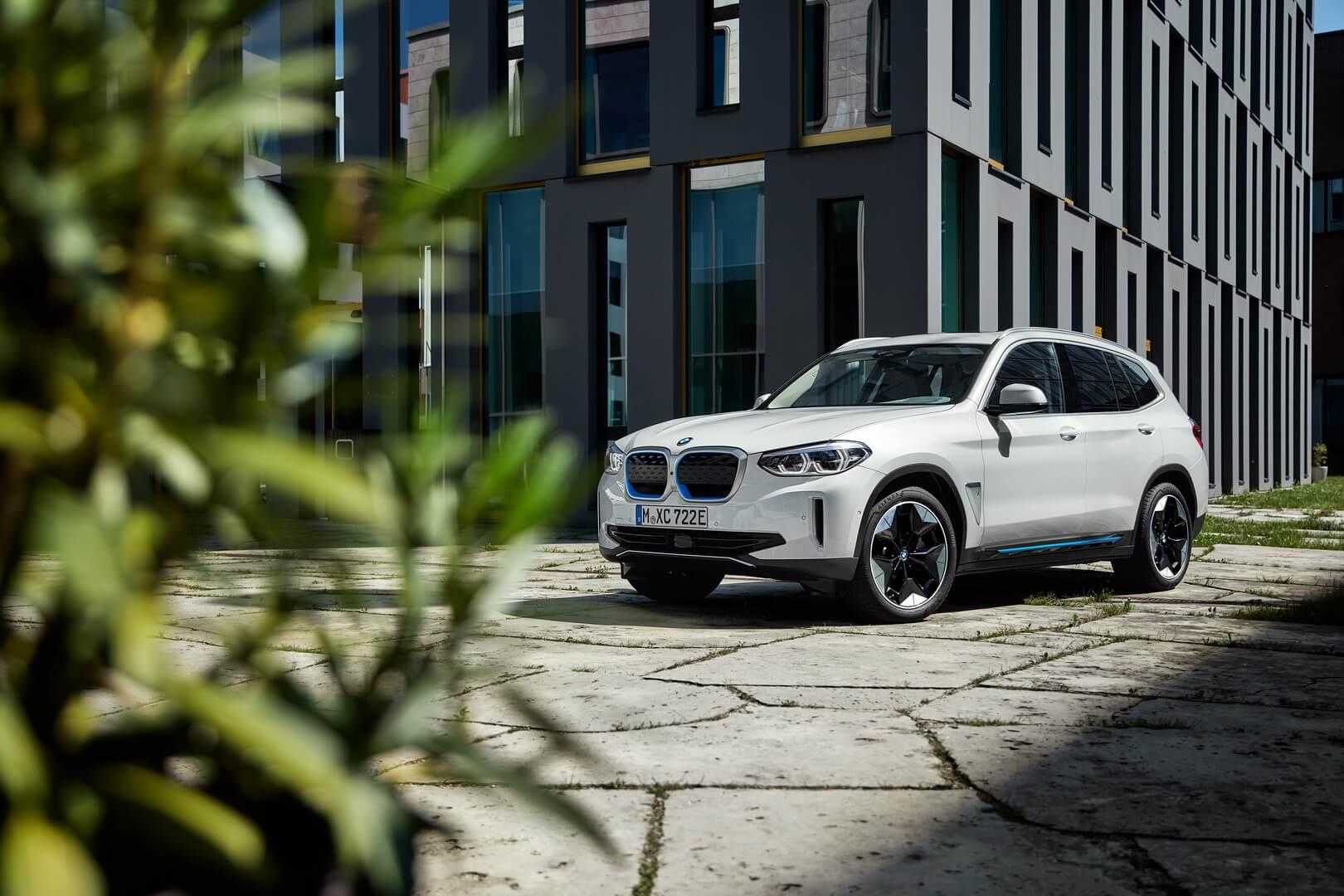 Фотография экоавто BMW iX3 - фото 9