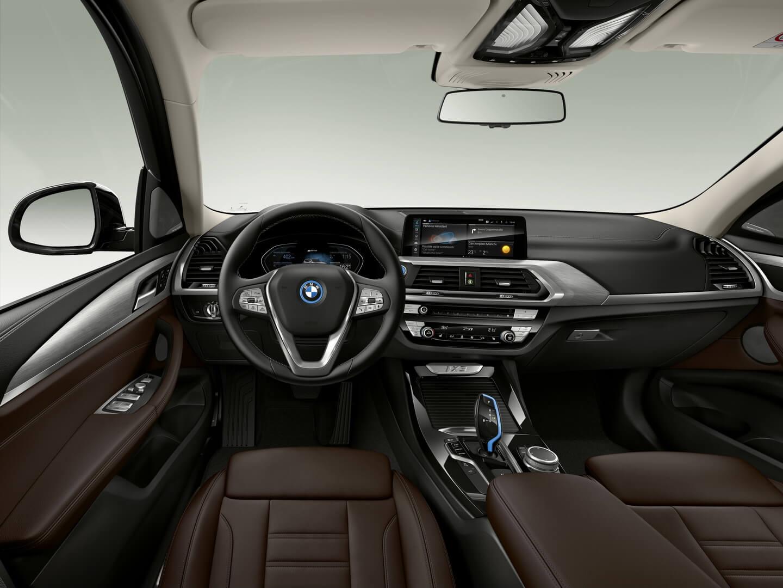 Фотография экоавто BMW iX3 - фото 25