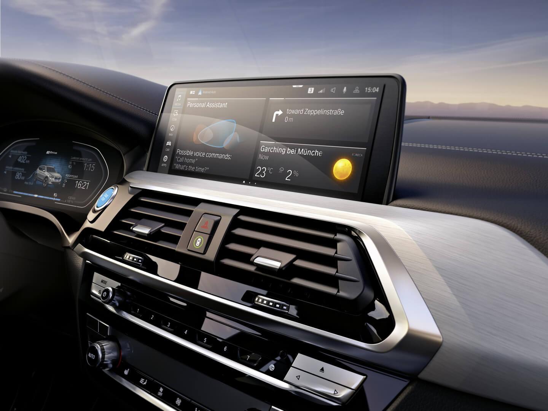 Фотография экоавто BMW iX3 - фото 27