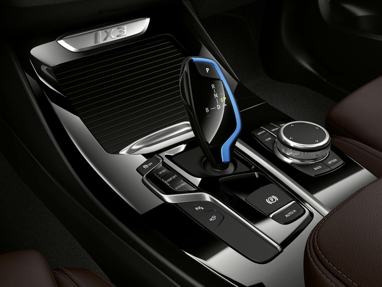Фотография экоавто BMW iX3 - фото 28
