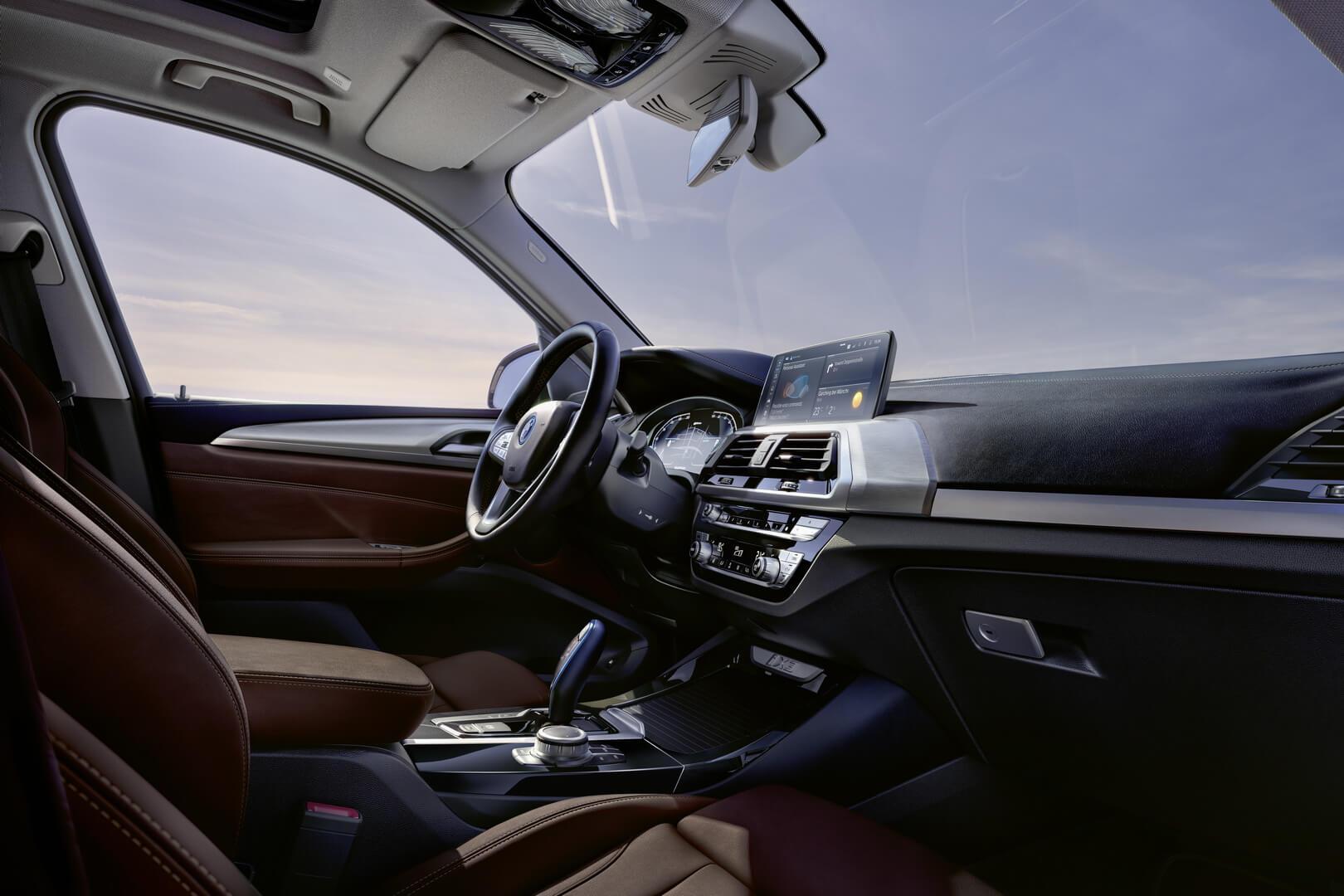 Фотография экоавто BMW iX3 - фото 29