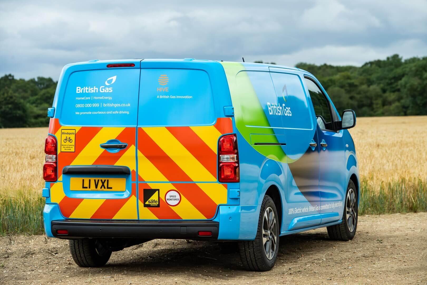 British Gas делает крупнейший заказ накоммерческие электромобили вВеликобритании иобязуется ускорить электрификацию своего парка