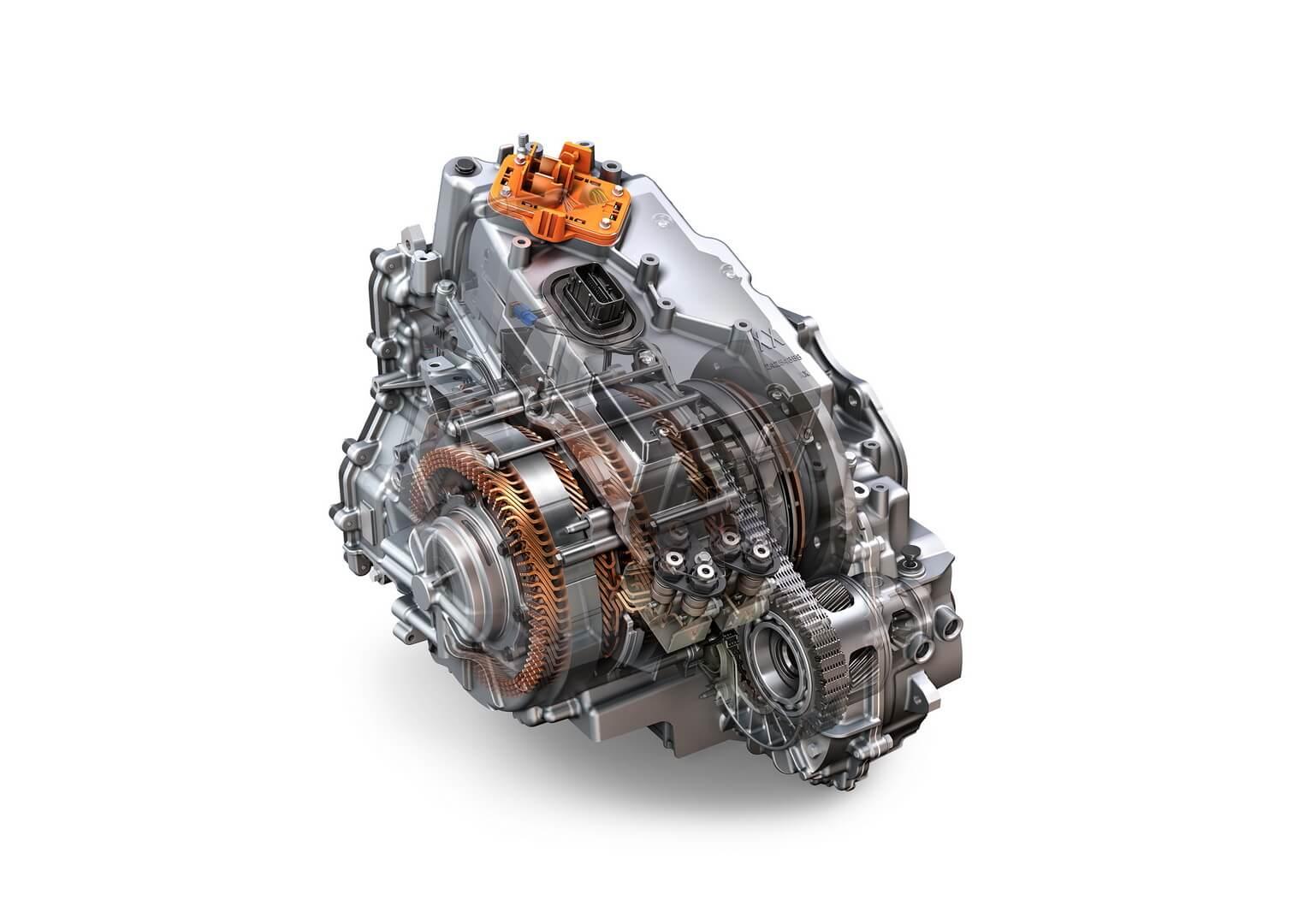 Электрифицированный привод Buick VELITE 6 PHEV