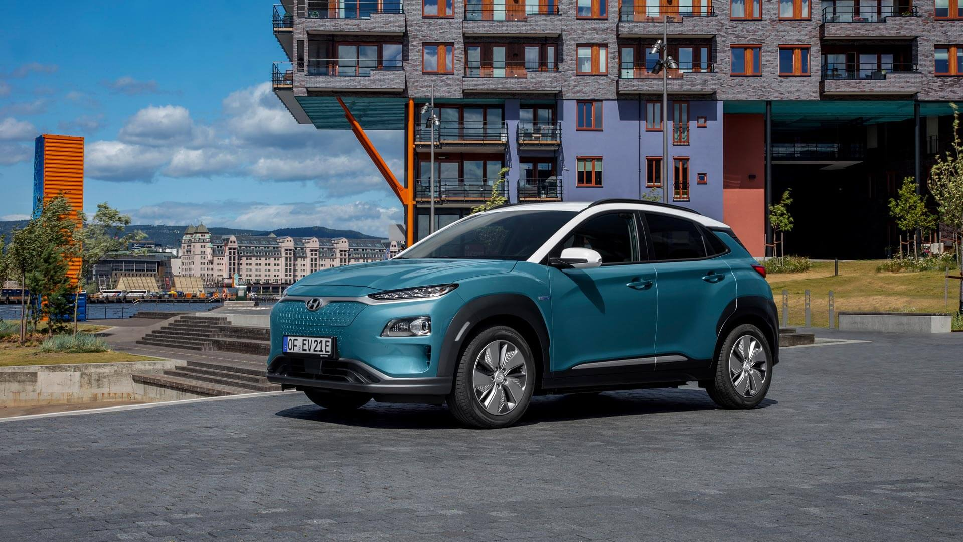 Hyundai Kona Electric получил награду «TopGear Electric Awards»