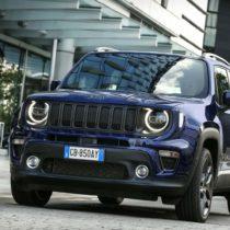 Фотография экоавто Jeep Renegade 4xe - фото 15