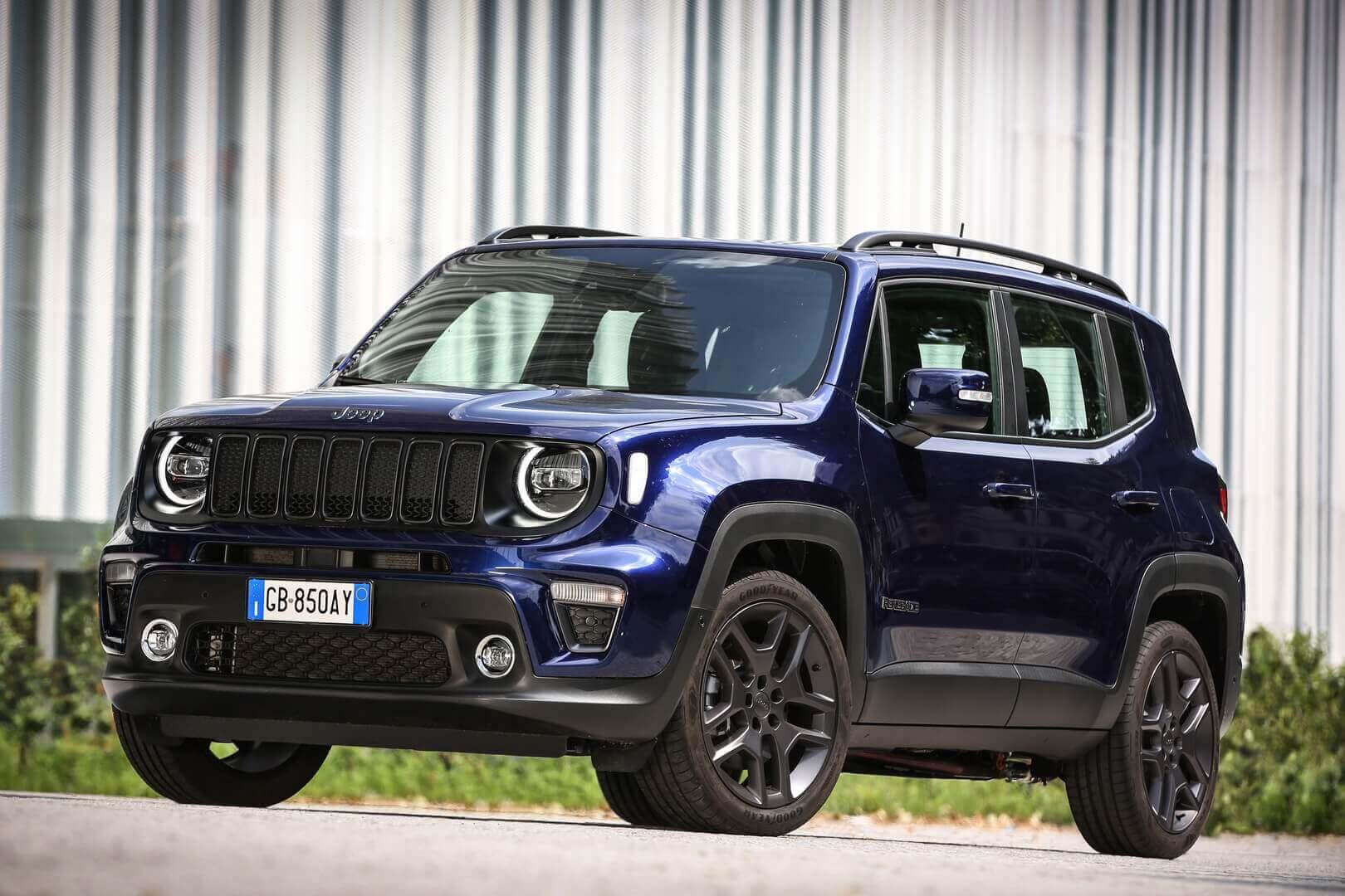 Фотография экоавто Jeep Renegade 4xe - фото 14