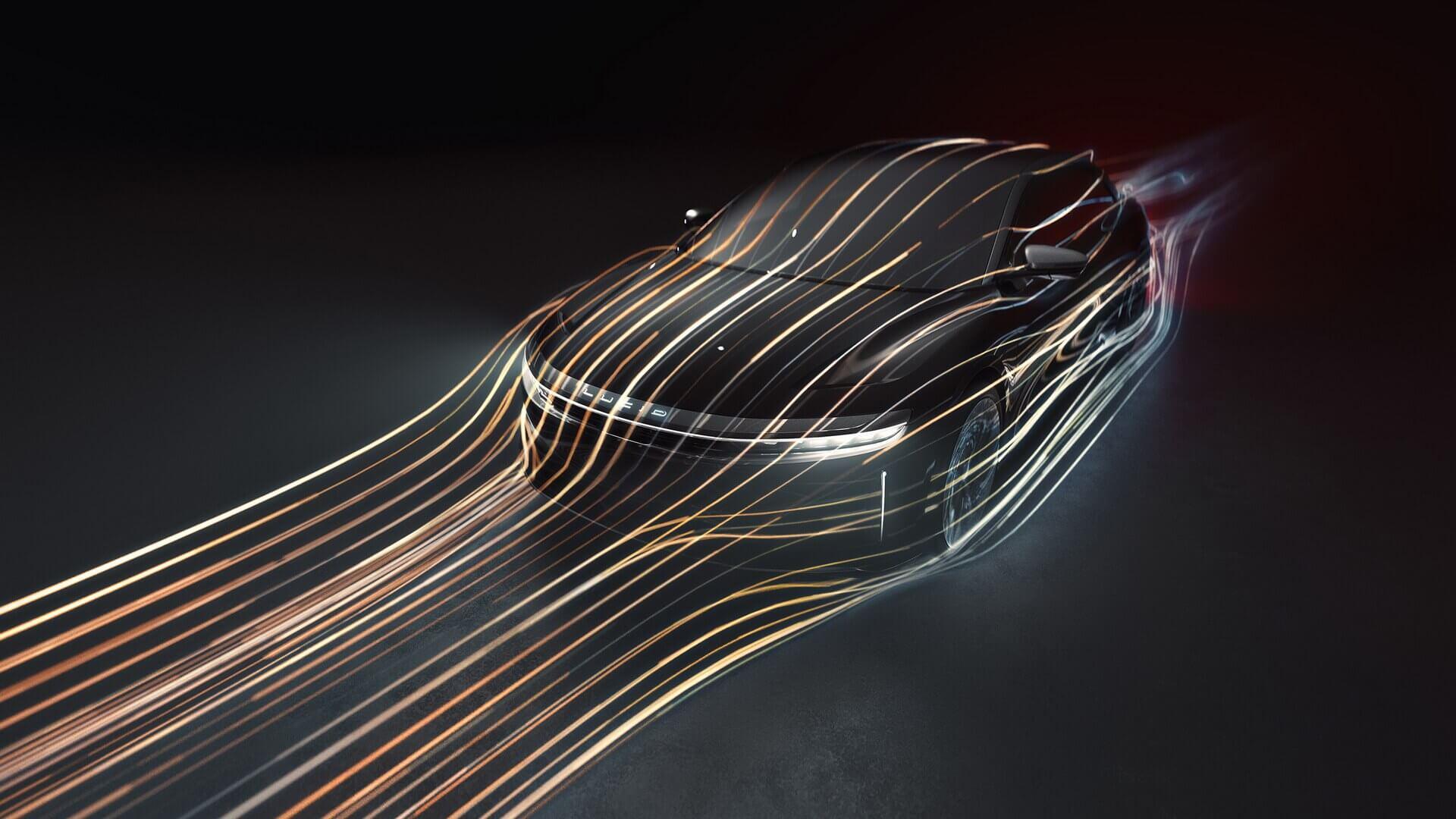 Lucid Air: самый аэродинамичный автомобиль класса люкс в мире