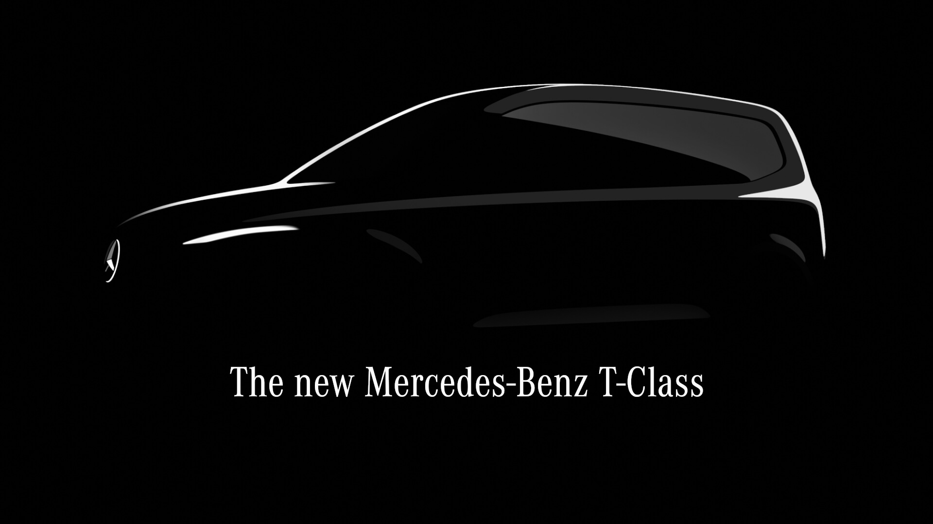 Mercedes-Benz анонсирует электрического преемника фургона Citan