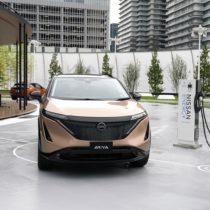 Фотография экоавто Nissan Ariya 2WD (63 кВт⋅ч) - фото 4