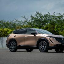 Фотография экоавто Nissan Ariya 2WD (63 кВт⋅ч) - фото 21