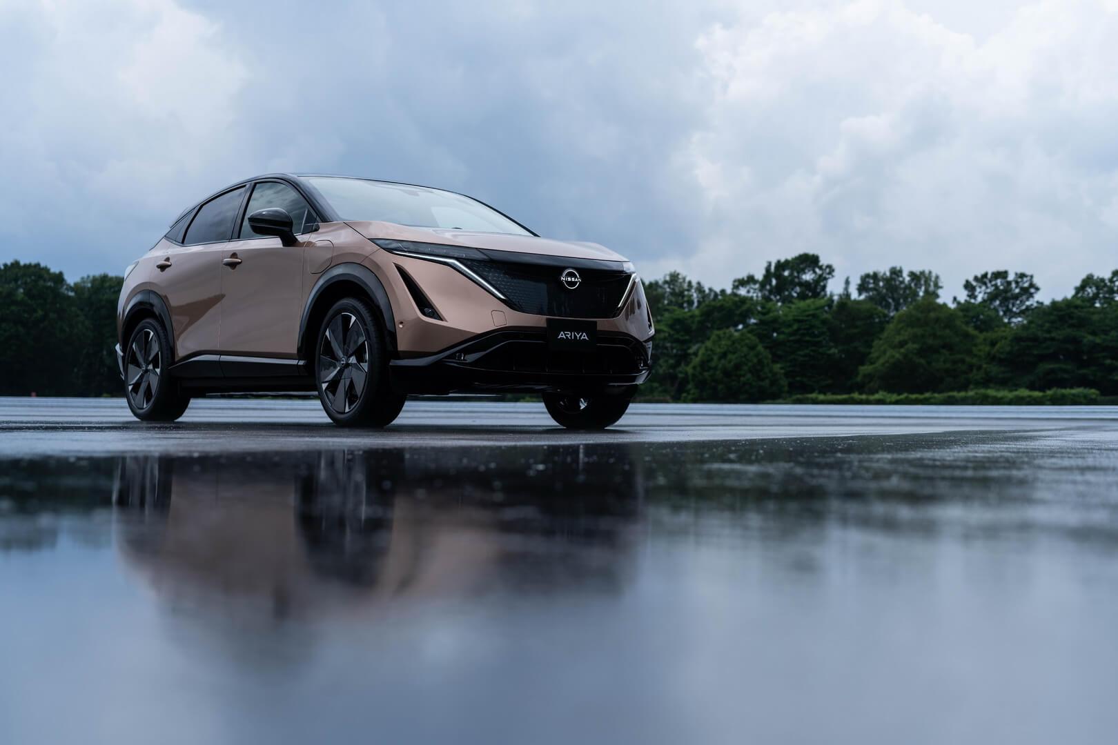 Фотография экоавто Nissan Ariya 2WD (63 кВт⋅ч) - фото 20