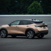 Фотография экоавто Nissan Ariya 2WD (63 кВт⋅ч)